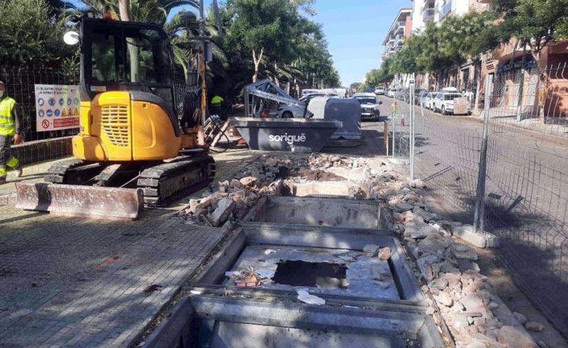 Tarragona inicia la eliminación de 119 islas de contenedores soterrados