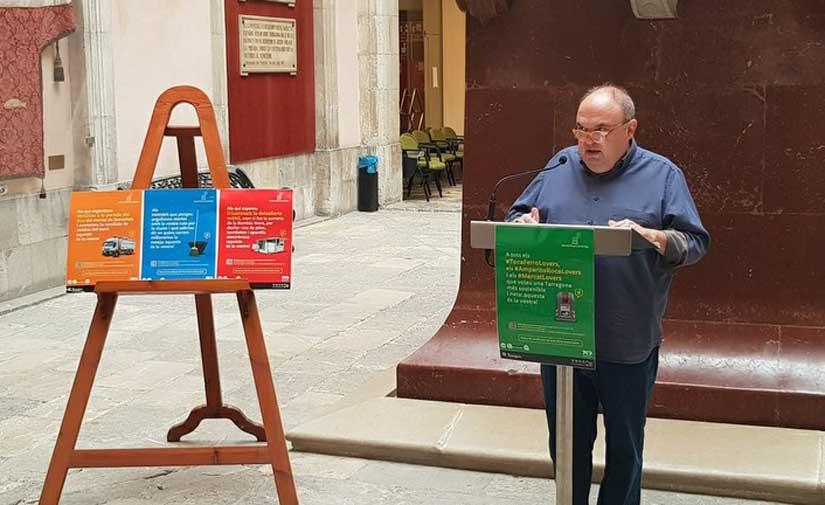 Tarragona inicia un proceso participativo sobre la recogida de residuos y limpieza