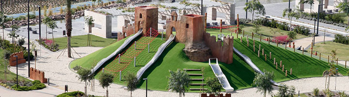 Almería duplicará la superficie del Parque de las Familias para crear el parque infantil más grande de Andalucía