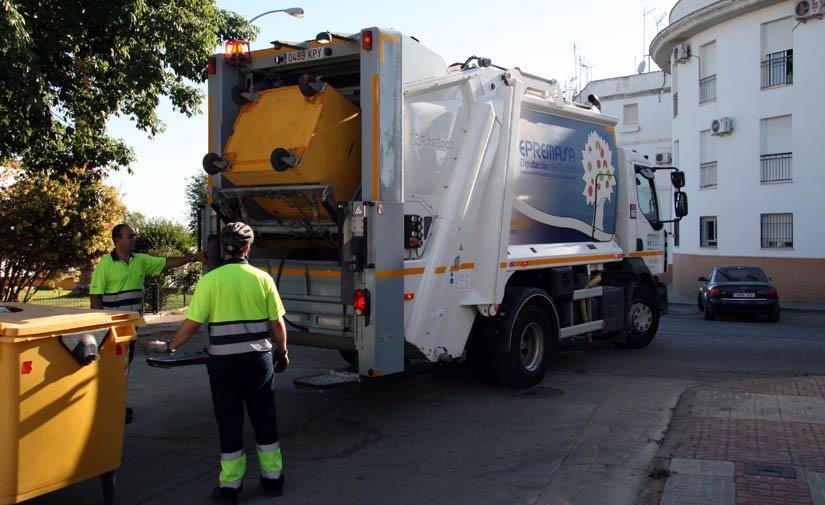 Tecnología embarcada MOBA para el control de los servicios de recogida de residuos de Córdoba