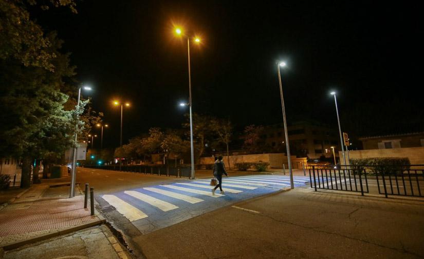 Toledo iluminará todos sus pasos de peatones gracias a una inversión de 60.000 euros