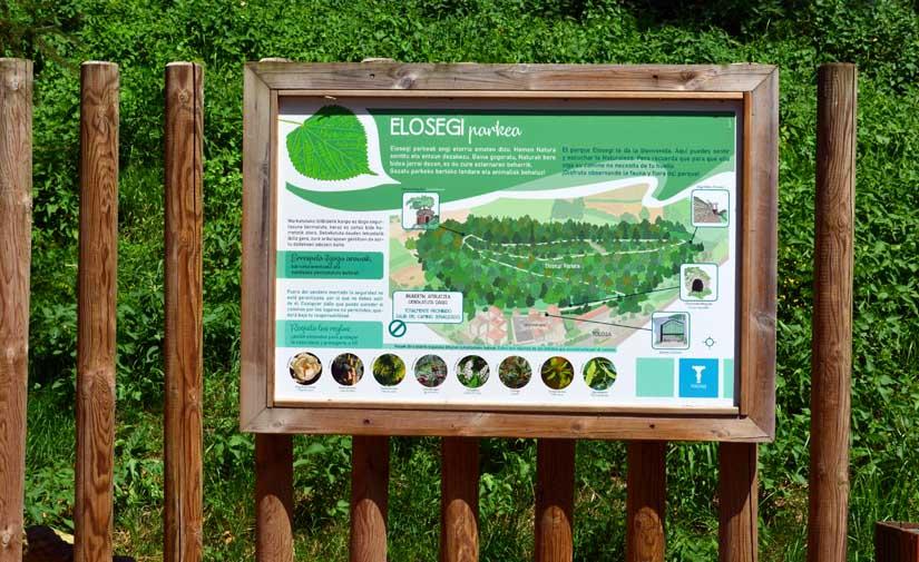 Tolosa abrirá el parque Elosegi para que la ciudadanía lo pueda utilizar como zona de ocio