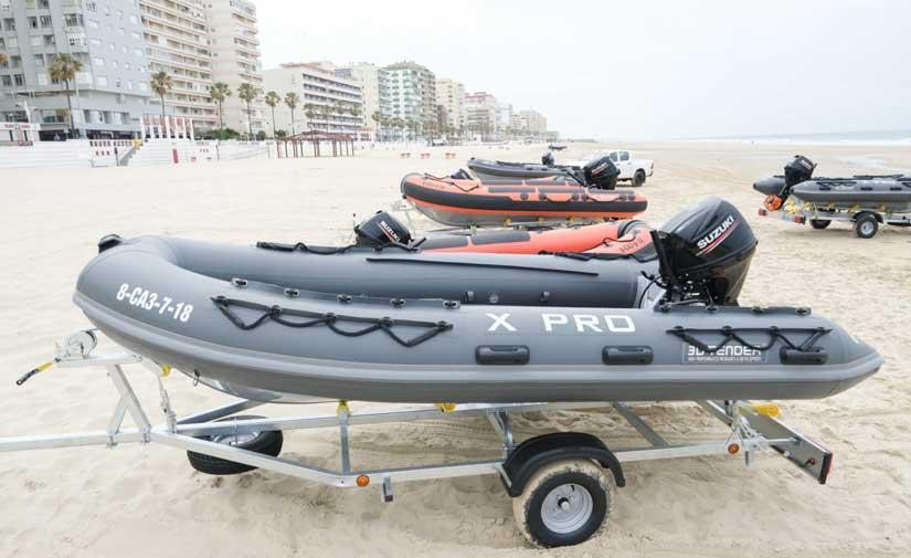 TSJA que avala la remunicipalización de los servicios de playa de Cádiz