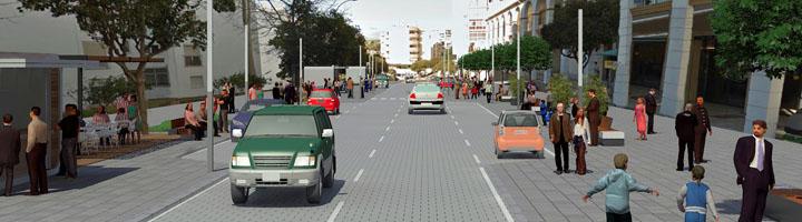 Estepona adjudica las obras de remodelación de la avenida Andalucía