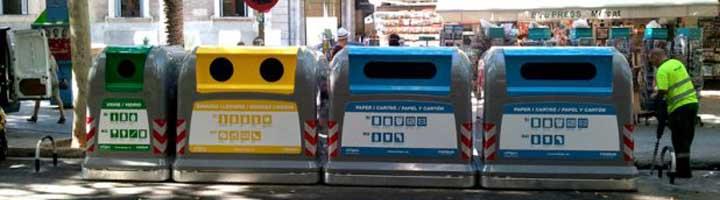 Emaya ahorrará 700.000 euros con la reestructuración del servicio de recogida de residuos