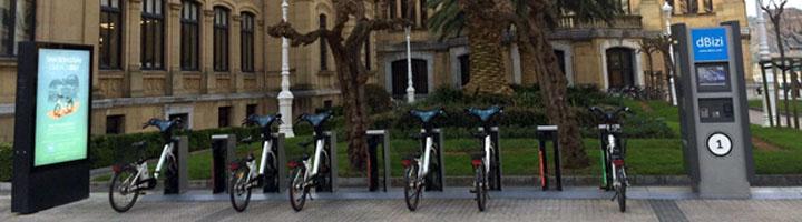 San Sebastián encargará la gestión del sistema público de bicicletas Dbizi