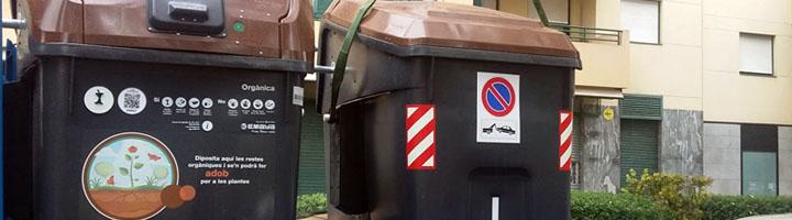 EMAYA instala los primeros 35 contenedores de la prueba piloto de recogida de materia orgánica de Palma