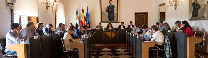 La Diputación de Cáceres destinará 6 millones de euros en obras para poblaciones de menos de 20.000 habitantes
