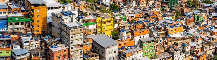 El peso de las ciudades para hacer frente al consumo de recursos en 2050