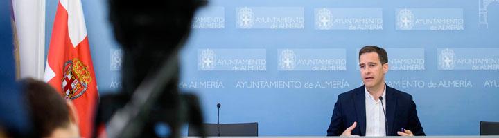 Almería aprueba actuaciones para la mejora del alumbrado y un proyecto de instalación de contenedores soterrados