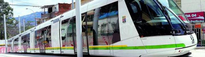 Indra amplía el sistema intermodal de transporte público de Medellín al tranvía de Ayacucho
