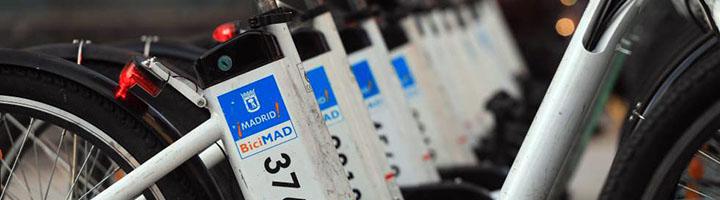 BiciMAD instalará 42 nuevas estaciones en ocho distritos a partir del mes de abril