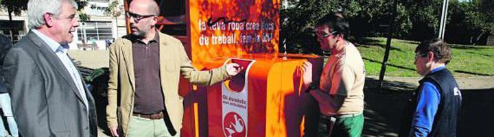 Sabadell dispondrá de 21 contenedores para la recogida de aceite doméstico usado