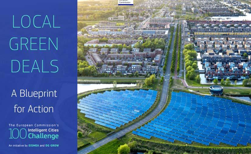 Un plan para que las ciudades aprovechen al máximo el Pacto Verde de la UE