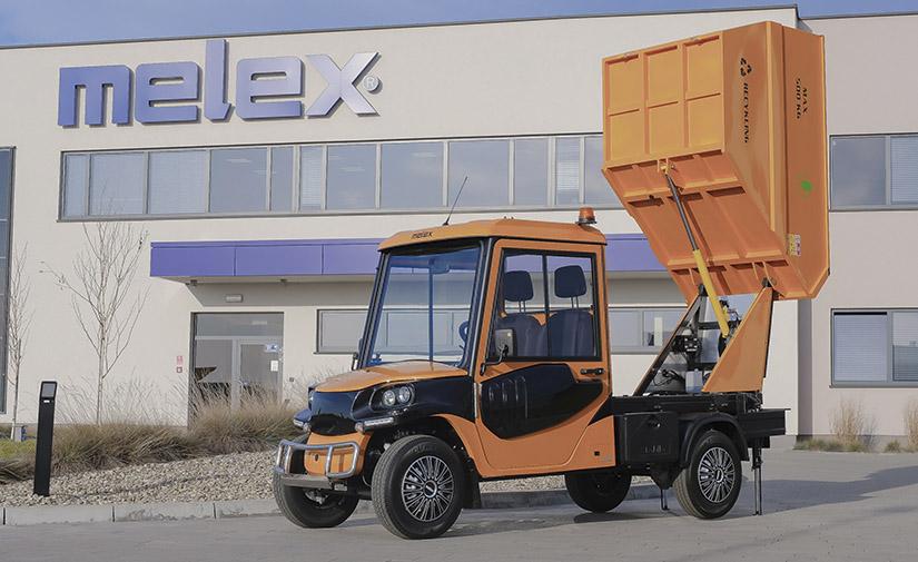 Una de las grandes incorporaciones de este año: Melex 39X matriculable de Teycars