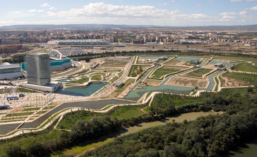 Universidad y Ayuntamiento de Zaragoza presentan la primera cátedra española de las infraestructuras verdes urbanas