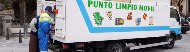 Cuenca pone a disposición de sus ocho pedanías un Punto Limpio Móvil para gestionar correctamente los residuos
