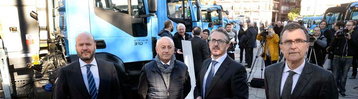 La flota de limpieza de Murcia se moderniza con 21 vehículos que reducen el ruido, el consumo de agua y la contaminación