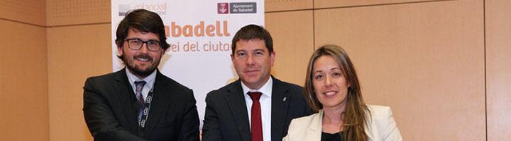 Sabadell firma un protocolo de intenciones con Hospitalet de Llobregat y Tarragona para compartir experiencias entre proyectos de Smart City