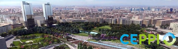 El proyecto CEPPI muestra soluciones innovadoras y sostenibles para ciudades en material de energía
