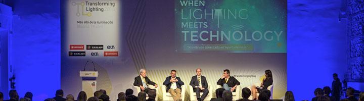 TRANSFORMING LIGHTING atrae a los mejores expertos del sector de la iluminación en su segunda edición