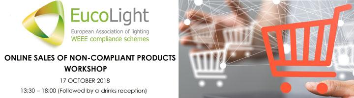 Eucolight organiza un workshop sobre la venta online de productos que no cumplen con la ley