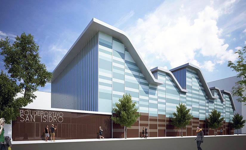 Valencia adjudica el contrato de dirección de obras del centro deportivo San Isidro