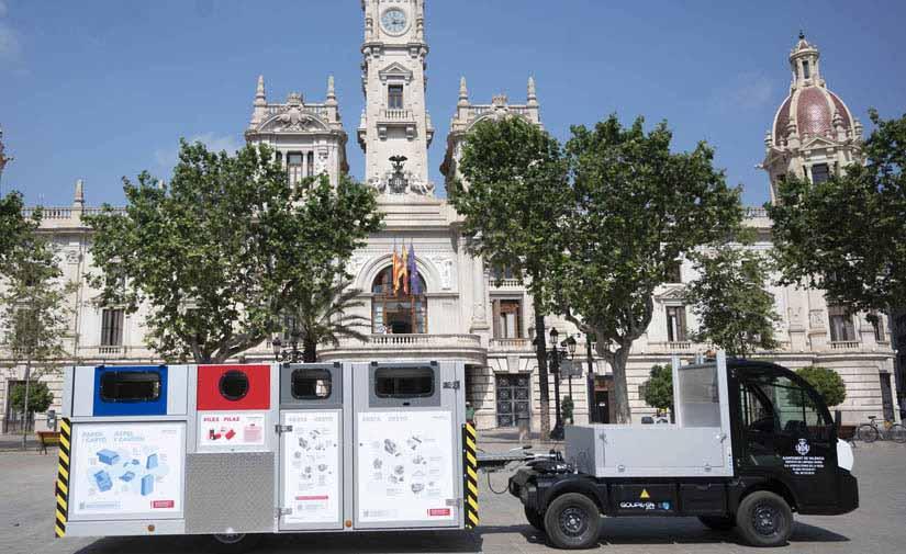 Valencia comienza la campaña de información puerta a puerta en Ciutat Vella Nord