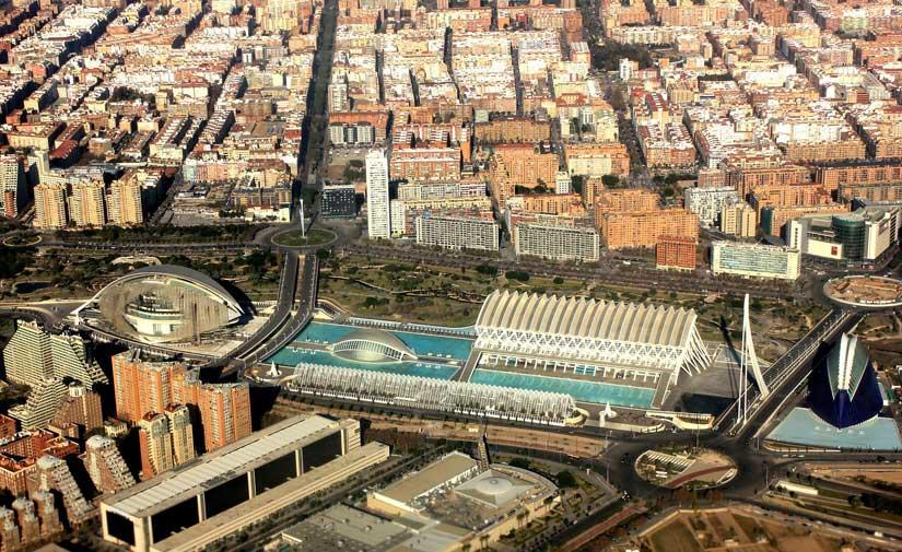 Valencia proyecta su primera «supermanzana» de la ciudad