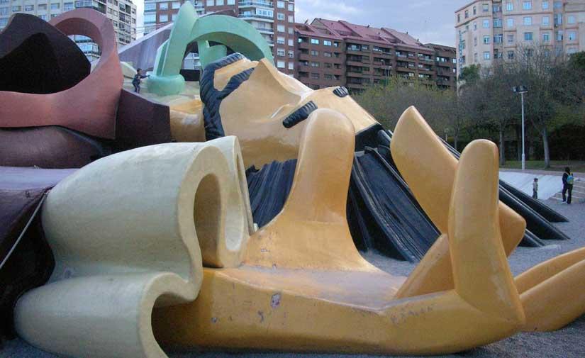 Valencia remodela el Parque Gulliver