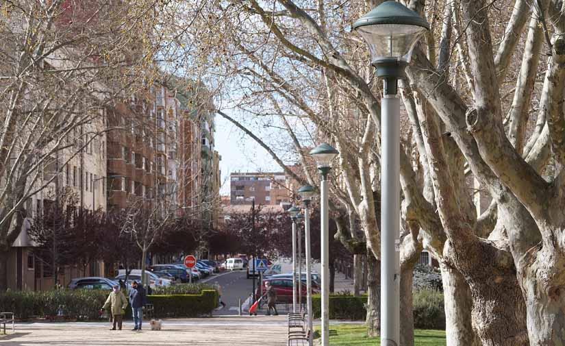 Valladolid mejora su alumbrado