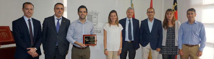 Gas Natural Fenosa recibe el premio al mejor proyecto energético europeo por la renovación del alumbrado público de Paterna