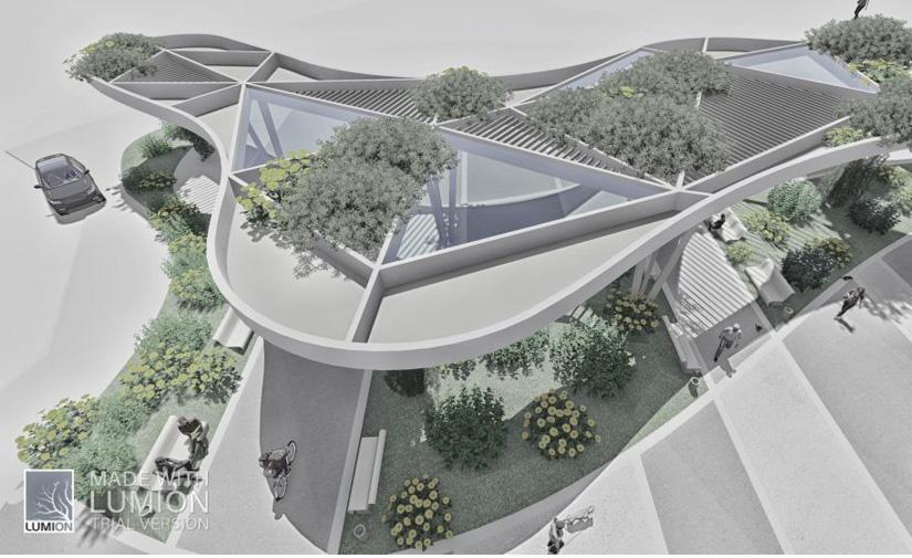 Vigo proyecta una nueva Plaza Elíptica para eventos culturales