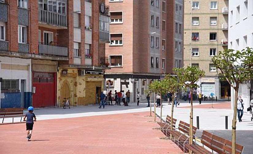 Vitoria extenderá en Judimendi, Adurza y Salburua el plan de supermanzanas