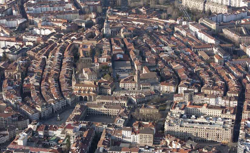 Vitoria-Gasteiz: ciudad piloto para estimar el impacto de políticas y medidas contra el cambio climático