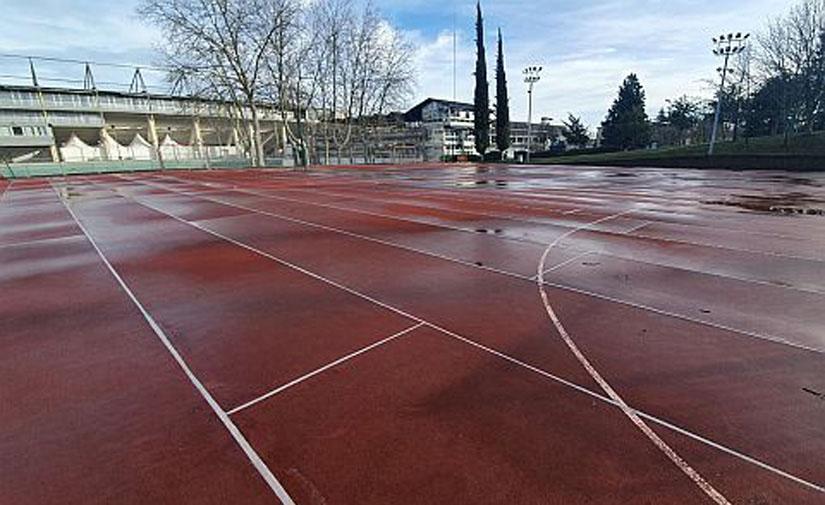 Vitoria invierte 90.000 euros en mejorar el equipamiento de las instalaciones deportivas municipales