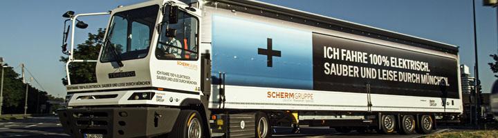 Camiones eléctricos equipados con Allison reducen las emisiones de Múnich