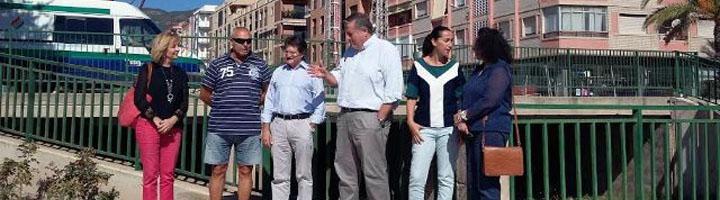 Fomento licita las obras de renovación de Alameda de Cervantes en Lorca por 4,5 millones de euros