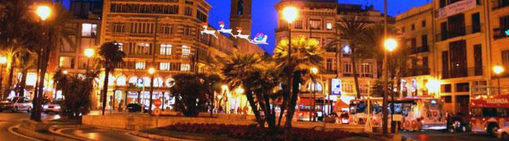 Valencia ahorra 338.000 euros por su gestión del alumbrado público