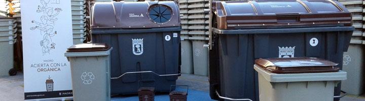 Madrid extiende la recogida de residuos orgánicos a otros cinco distritos de la ciudad