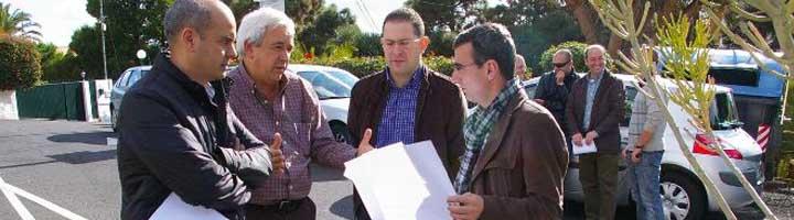Aprobado el proyecto de renovación integral de alumbrado público para Guajara alta