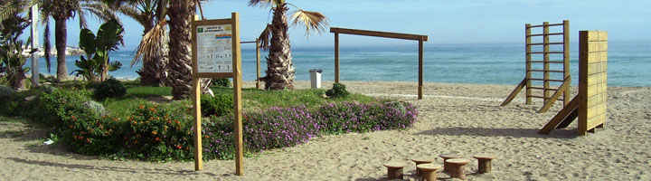 Málaga adjudica el servicio de mantenimiento del equipamiento de playas por 500.000 euros anuales
