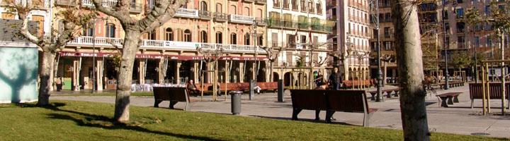 El II Plan de Barrios, junto a los programas EDUSI, ponen ya en marcha una inversión de 1,91 millones en Pamplona