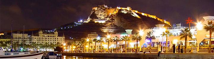 El alumbrado público de Alicante consume energía 100% renovable