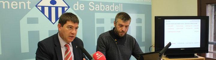Sabadell ahorra más de 2,2 millones anuales gracias a las medidas tomadas en eficiencia energética