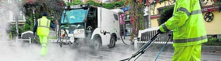 Vinaròs ahorrará 500.000 euros al año en la limpieza viaria y la recogida de basuras