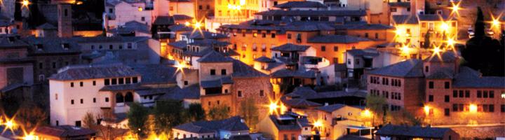 El Ayuntamiento de Toledo renovará el alumbrado público del Casco Histórico de la ciudad