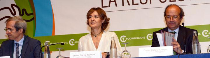 La ministra García Tejerina inaugura Conama 2016, el gran foro de la sostenibilidad