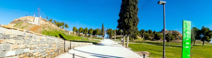 Huesca amplía su espacio verde con un nuevo parque sostenible