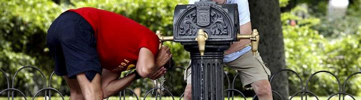 Madrid instalará 284 nuevas fuentes de agua potable